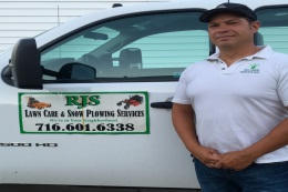 Landscaping Contractor Partner of the Year RJS Lawn Service Inc.