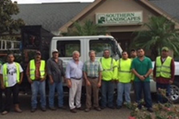Landscaping Contractor Partner of the Year Southern Landscapes